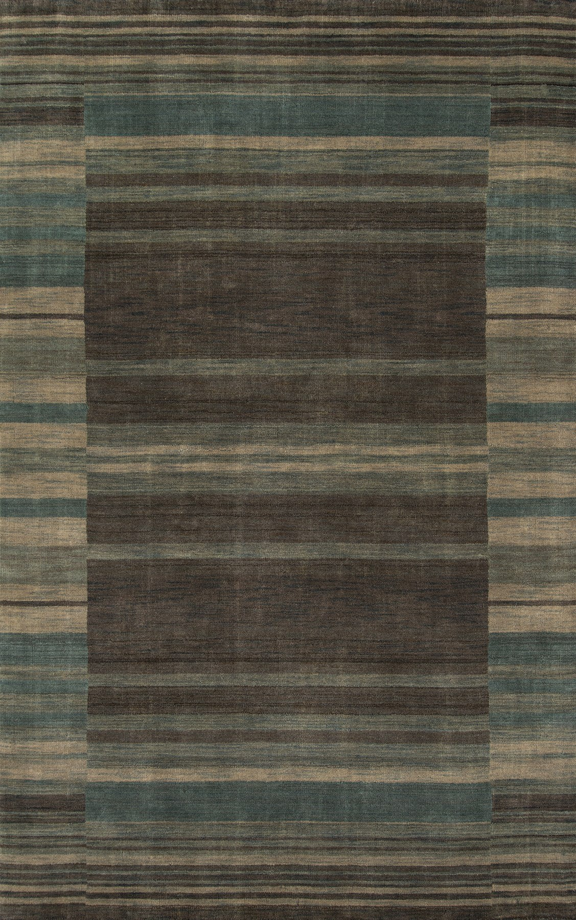 Momeni Gramercy GM-15 Blue Area Rug main image
