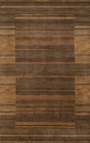 Momeni Gramercy GM-15 Brown Area Rug main image