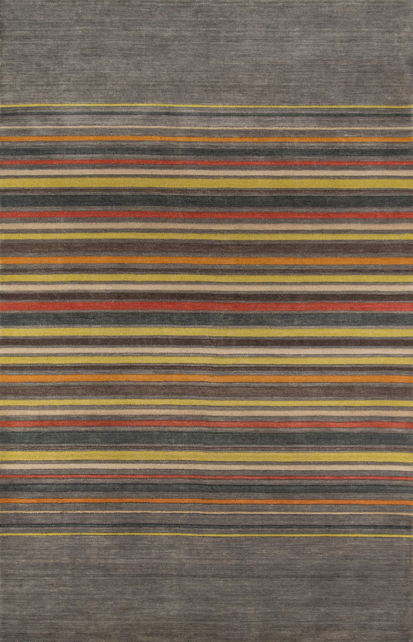 Momeni Gramercy GM-25 Grey Area Rug main image