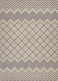 KAS Gramercy 1600 Ivory Elements Hand Tufted Area Rug