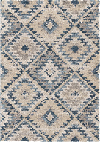 Orian Rugs Grand Tapis Western Sky Soft White Area Rug by Palmetto Living main image