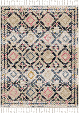 Orian Rugs Grand Tapis Rabat Soft White Area Rug by Palmetto Living main image