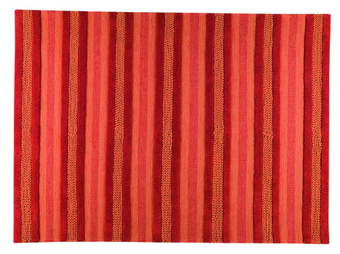MAT Wako Grenada Orange Area Rug main image