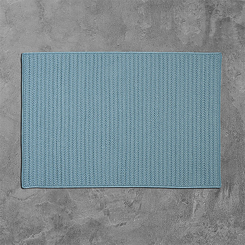 Colonial Mills Simply Home Solid H101 Federal Blue Area Rug main image