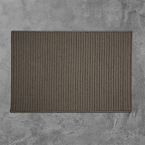 Colonial Mills Simply Home Solid H661 Gray Area Rug main image