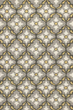 KAS Harbor 4209 Grey/Gold Mosaic Hand Woven Area Rug