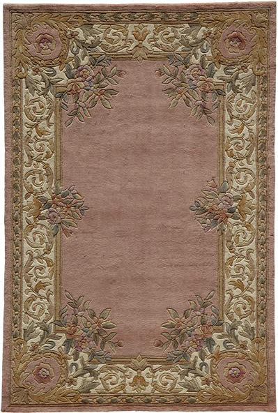 Momeni Harmony HA-07 Rose Area Rug main image