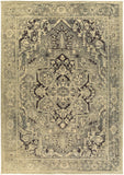 Surya Hathaway HAT-3003 Dark Brown Area Rug
