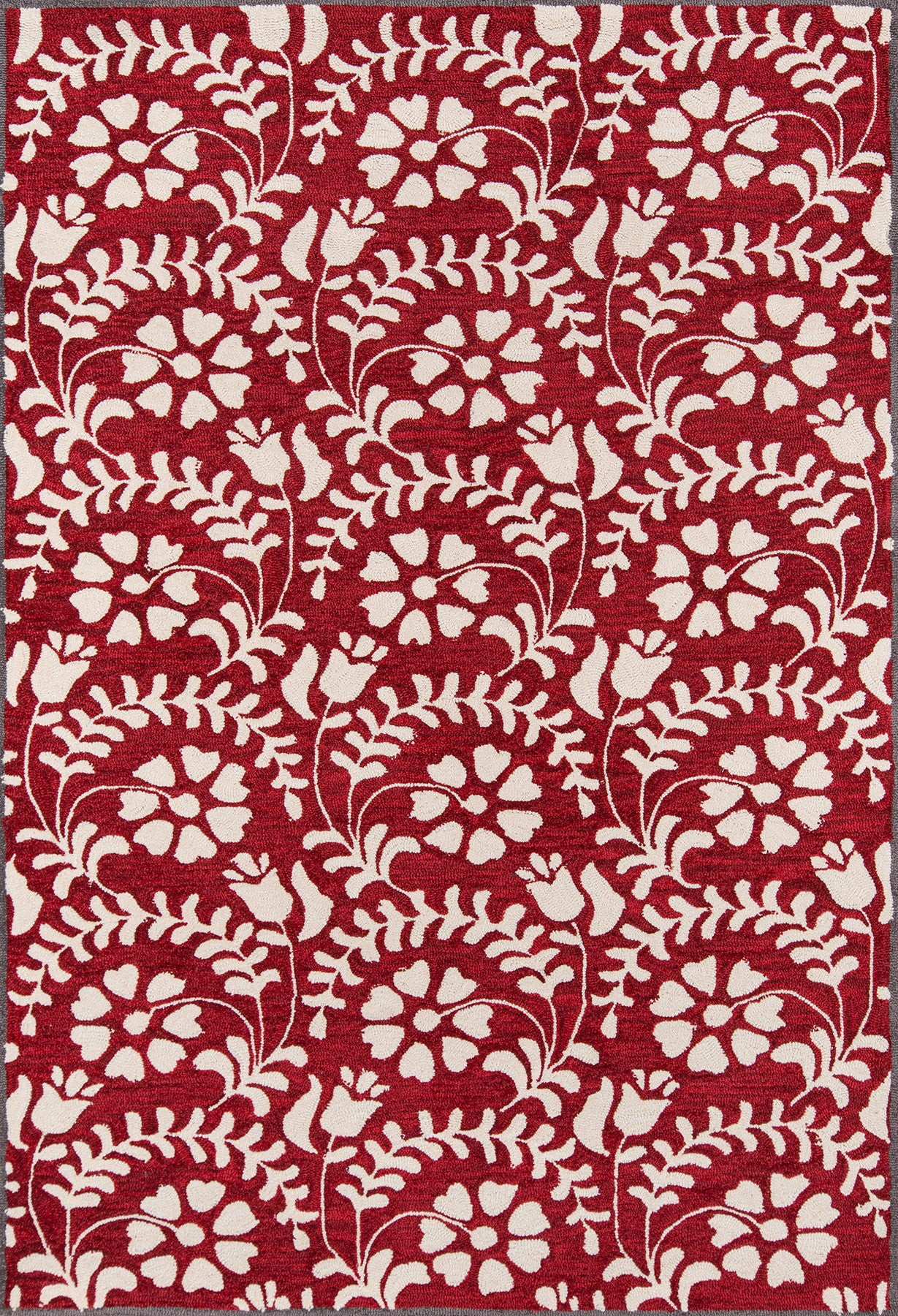 Momeni Havana HV-10 Red Area Rug main image