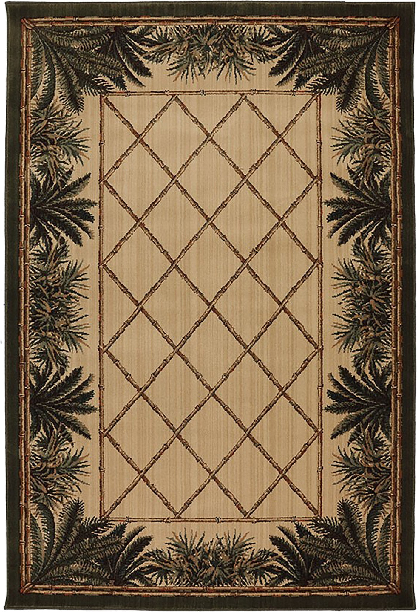 Mayberry Harbor Bay HB90439-Bahama Breeze Multi Area Rug