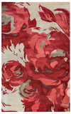 Rizzy Highland HD2601 Red Area Rug