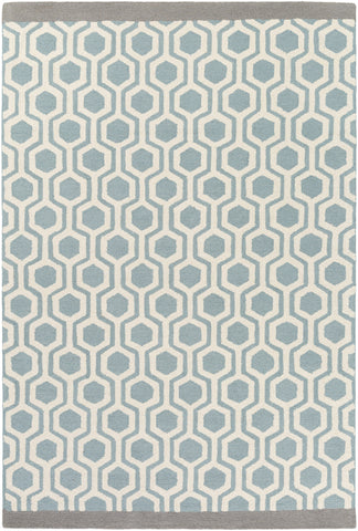 Artistic Weavers Hilda Eva Light Blue/Gray Area Rug main image