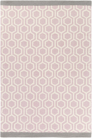 Artistic Weavers Hilda Eva Light Pink/Gray Area Rug main image