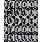 Surya Hudson Park HDP-2010 Black Area Rug by angelo:HOME