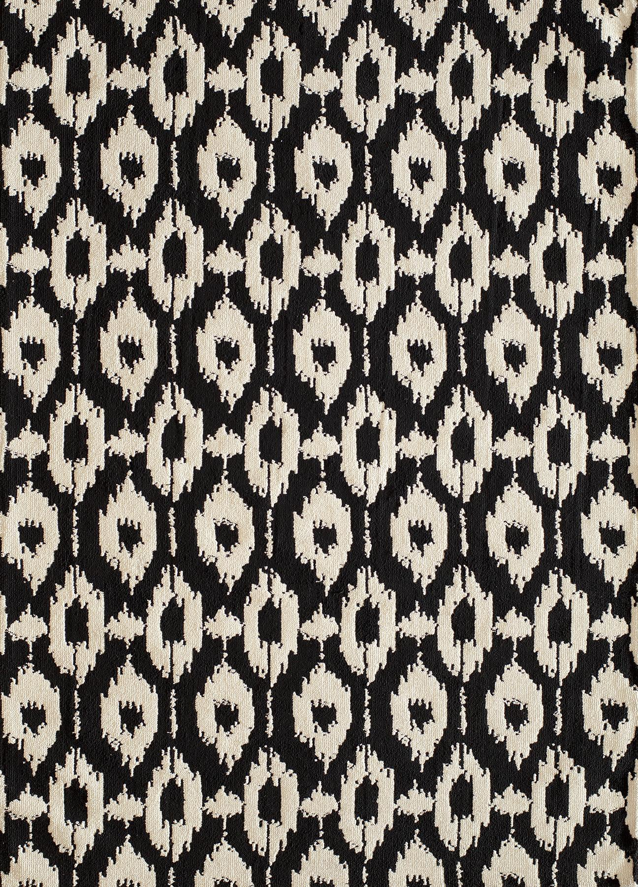 Momeni Heavenly HE-02 Black Area Rug main image