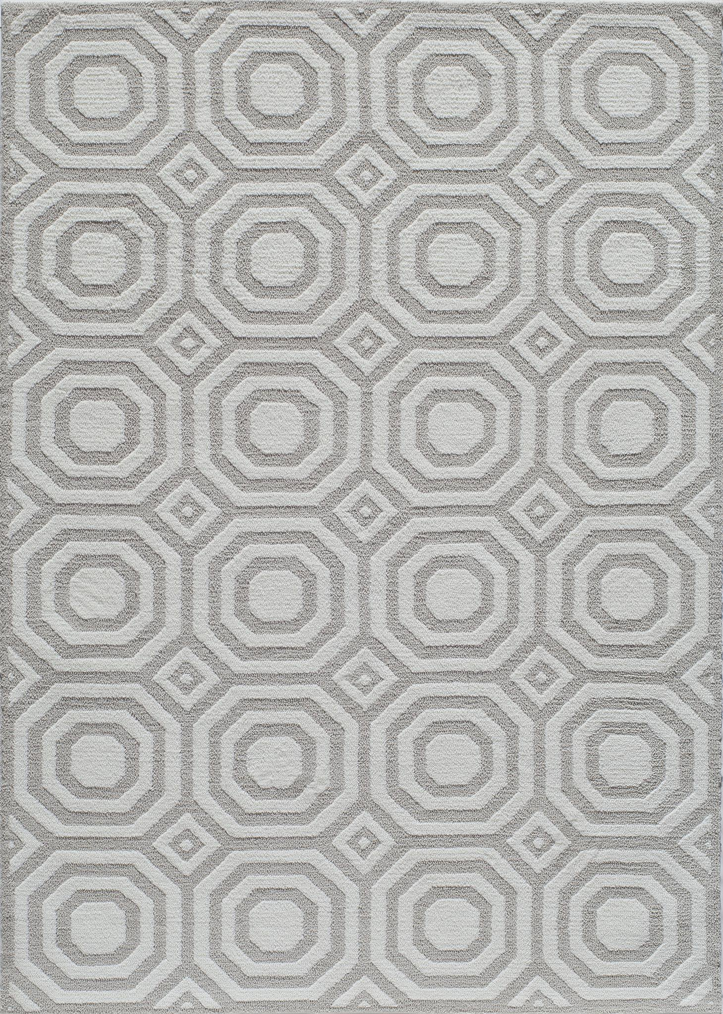 Momeni Heavenly HE-26 Grey Area Rug main image