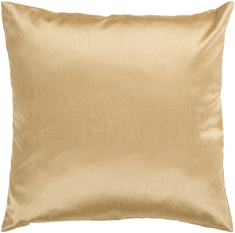 Surya Solid Luxe Decorative HH-038 Pillow
