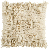 Surya Claire Ruffle and Frill HH-070 Pillow