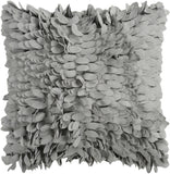 Surya Claire Ruffle and Frill HH-074 Pillow