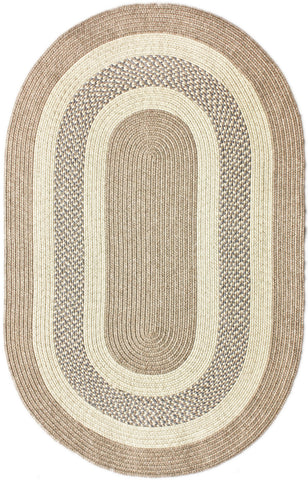 nuLOOM Braided Orpha HJOBD01 Blue Area Rug main image