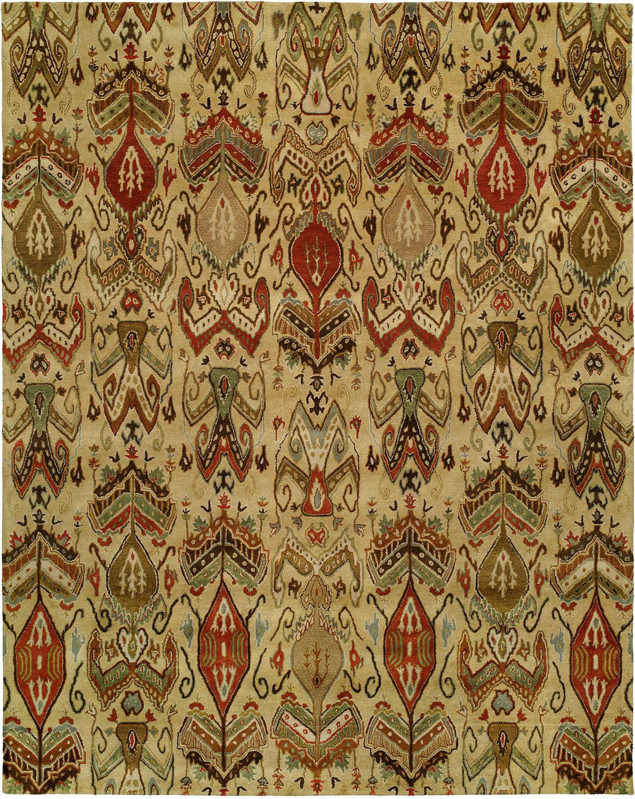 Kalaty Heirloom HL-425 Multi Area Rug main image