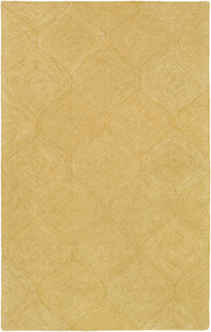 Artistic Weavers Hermitage Cooper Light Yellow Area Rug main image