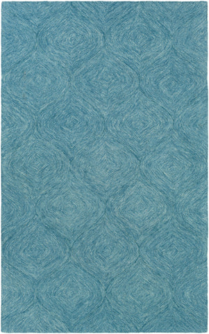 Artistic Weavers Hermitage Cooper Turquoise Area Rug main image