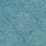 Artistic Weavers Hermitage Cooper Turquoise Area Rug Swatch