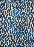 Nourison Home and Garden RS094 Blue Area Rug