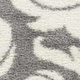 Artistic Weavers Harrington Jessica Gray/Ivory Area Rug Swatch