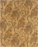 Oriental Weavers Huntley 19105 Beige/Gold Area Rug main image