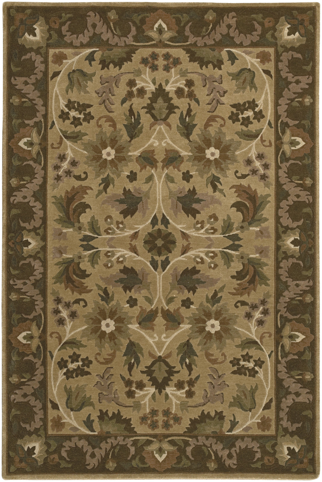 Surya Mugal IN-1090 Area Rug main image