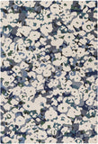 Surya Inman INM-1001 Neutral/Grey Area Rug main image