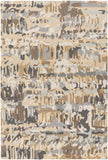 Surya Inman INM-1008 Brown/Grey Area Rug main image
