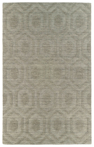Kaleen Imprints Modern IPM01 Light Brown Area Rug main image