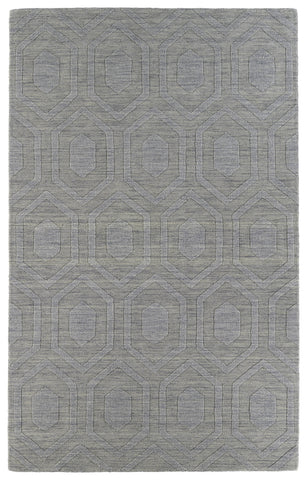 Kaleen Imprints Modern IPM01 Steel Area Rug