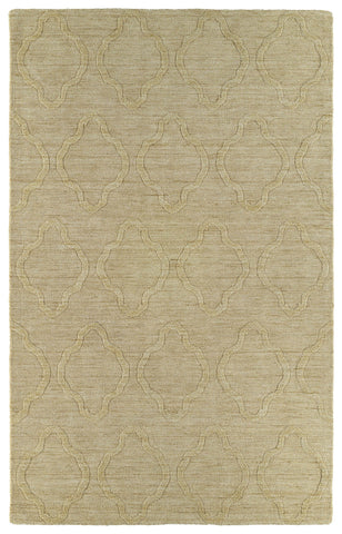 Kaleen Imprints Modern IPM02 Yellow Area Rug