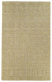 Kaleen Imprints Modern IPM03 Yellow Area Rug