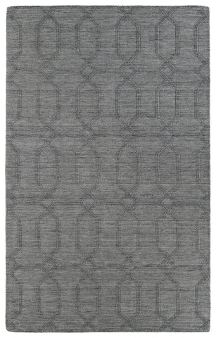 Kaleen Imprints Modern IPM03 Grey Area Rug