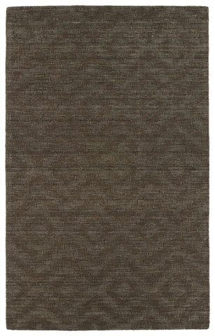 Kaleen Imprints Modern IPM04 Chocolate Area Rug