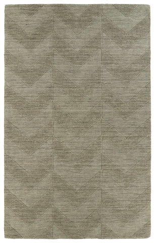 Kaleen Imprints Modern IPM05 Light Brown Area Rug main image