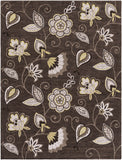 Surya Impressions IPR-4001 Olive Area Rug by angelo:HOME
