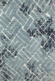 Art Carpet Titanium IS-00-09 Blue/Aqua Area Rug main image