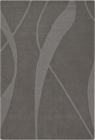 Chandra Jaipur JAI-18909 Grey Area Rug main image