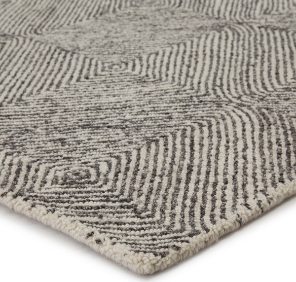 Jaipur Living Traditions Made Modern Exhibition Mmt19 White Dark Gray Area Rug By Museum Ifa Incredible Rugs And Decor