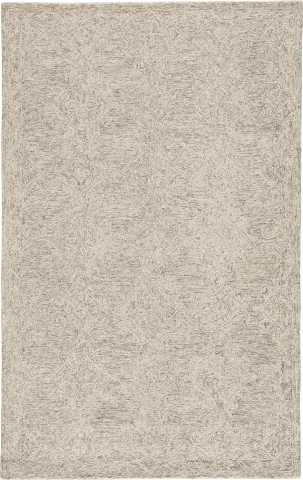 Jaipur Living Province Linde Pro01 Gray White Area Rug Incredible Rugs And Decor
