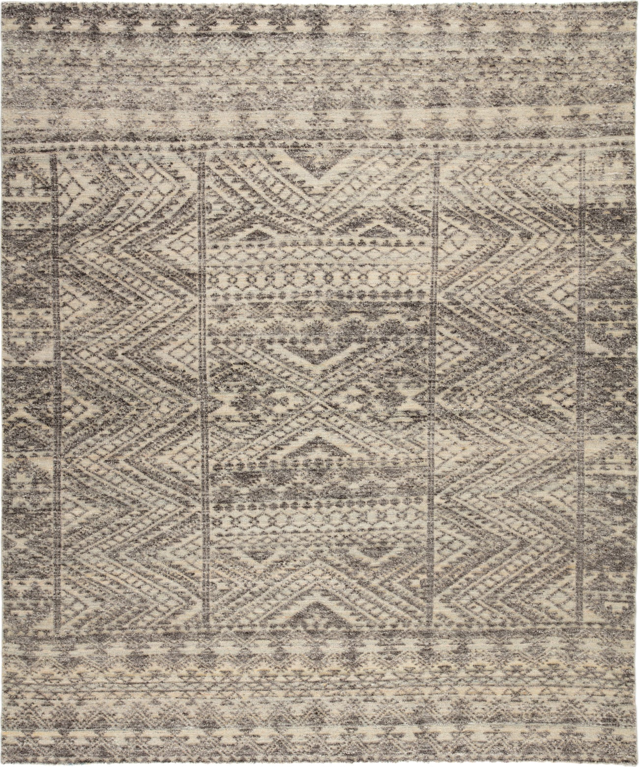 Jaipur Living Reign Prentice Rei10 Dark Gray Taupe Area Rug Incredible Rugs And Decor