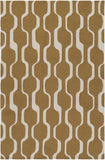 Artistic Weavers Joan Tilden Gold/Ivory Area Rug main image