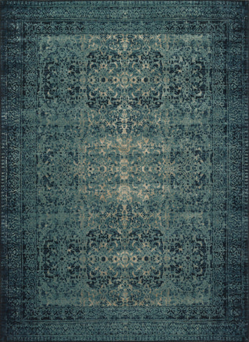 Loloi Journey JO-07 Indigo / Blue Area Rug main image