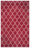 Rizzy Julian Pointe JP8746 Pink Area Rug